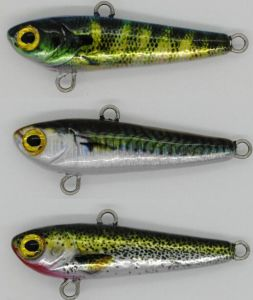 High Quality Printed Lifelike Fish Pattern Realistic Ice Fishing Lure pictures & photos