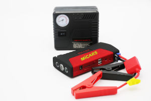 Portable Power Bank Multi-Function Jump Starter pictures & photos