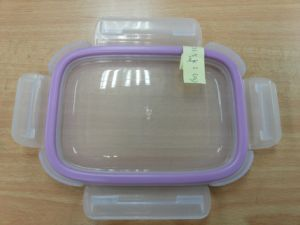 Customized Food Grade Silicone Seal Gasket for Food Container pictures & photos