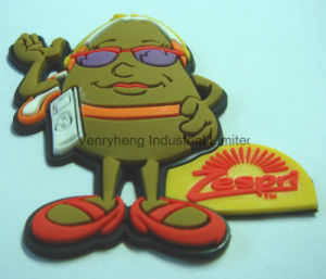 Hot Sale Carton PVC Keychain Key Chain for Promotion Gift pictures & photos