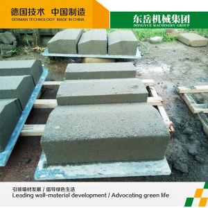 Qt4-15 Automatic Concrete Kerb Mould Machine (50 set in India) pictures & photos