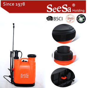 Agricultural Manual Air Pressure Back Pack Sprayer-- Sx-Lk20d Sx-Lk18d pictures & photos