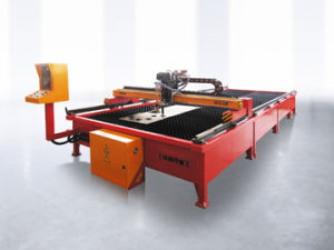 Split Table Cutting Machine pictures & photos