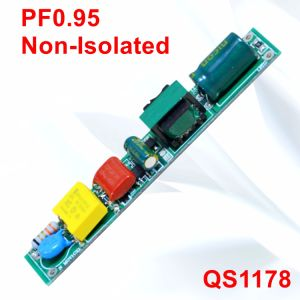 6-20W Hpf Non-Isolated T5/T8 Tube Light Power Supply QS1178 pictures & photos