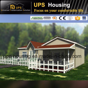 Low Cost Easy Installation EPS Panel Container Villa pictures & photos