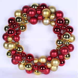 Christmas Ball Wreath pictures & photos