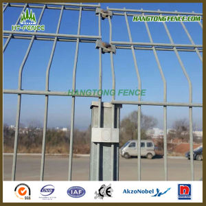 Double Wire Panel Fence/2D Panel Fence pictures & photos
