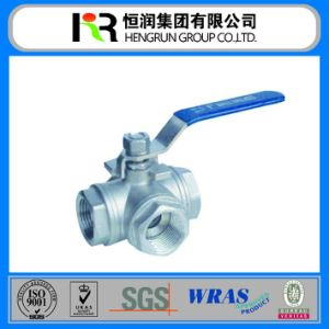 Stainless Steel 304 4 Inch Ball Valves with Factory pictures & photos