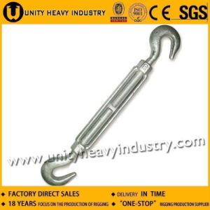 Us Type Drop Forged Hook and Hook Turnbuckle