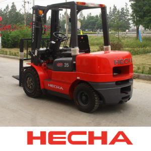 Heli 3.5 Ton Diesel Forklift on Sale Ce Approved pictures & photos