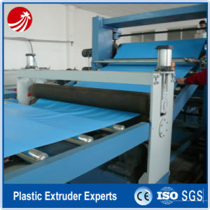PVC Solid Board Sheet Plate Extrusion Extruder Machine pictures & photos