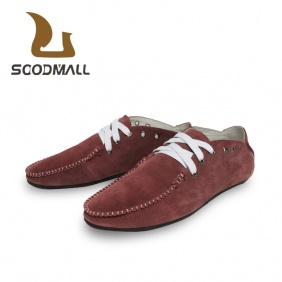Soodmall,Men′s Fashion Breathable Leather Board Shoe (BIKINI-081209499)