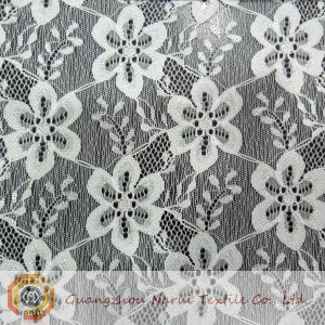 Cord Stretch Lace Fabric (M0507) pictures & photos