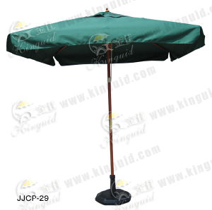 Outdoor Umbrella, Central Pole Umbrella, Jjcp-29 pictures & photos