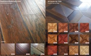 China Best Selling Wood Laminate Flooring pictures & photos
