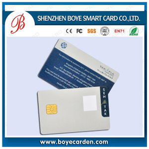 Low Cost Printable PVC Contact IC Card pictures & photos