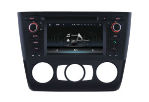 GPS Navigator DVD Player for BMW 1 with Car Amplifier pictures & photos