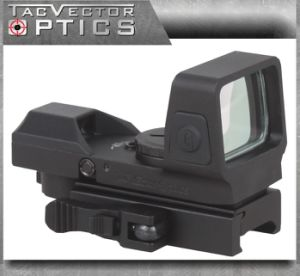 Vector Optics Sable 1X25X34 Tactical 4 Reticle Green Red DOT Sight pictures & photos