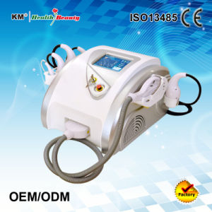 9 in 1 Portable Multifunctional Cavitation E-Light IPL Beauty Machine (KM-E-600C+) pictures & photos