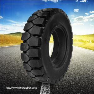 11.00-20, 12.00-20, 14.00-20, 14.00-24 Solid Tire, Forklift Tire, OTR Tire with High Quality pictures & photos