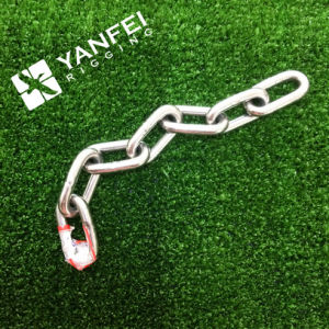 Electrical Galvanized DIN766 Link Chain pictures & photos