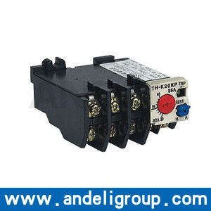 Lr2-D33 Thermal Overload Relay Thermal Relay (JRS5) pictures & photos