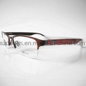 High Quality Metal Half Rim Eyewear Glasses, Optical Frames, Eyeglasses pictures & photos