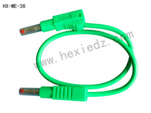 4mm Banana Plug Insulated Stackable Test Lead