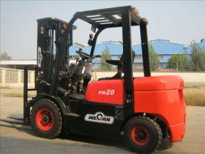 2ton Diesel Container Forklift Truck