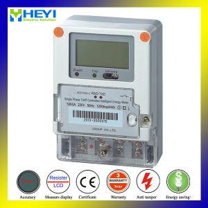 China Digital Electric Prepaid Meter/ Prepaid Energy Meter ...