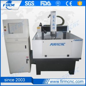 6060 CNC Router Cast Iron CNC Milling Machine for Metal pictures & photos
