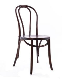 Black Thonet Bentwood Chair