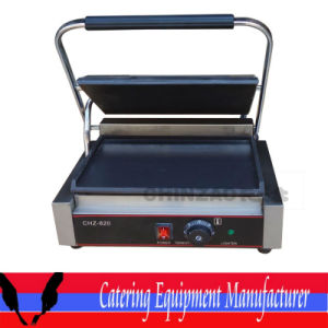 All Flat Hot Plate Sandwich Panini Grill (CHZ-810B) pictures & photos