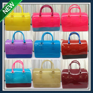 2015 Hot Sale Spring and Summer Fashion Women Candy Color Bags