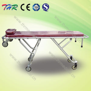 Mortuary Stretcher Cot pictures & photos