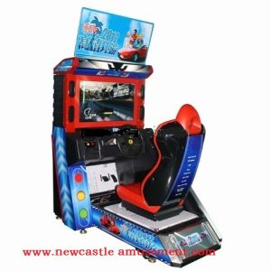 "Arcade Game Machine (32"" Racing high defination) pictures & photos"