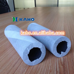 Non Woven Fabric 10 Inch Activated Carbon Block Filter pictures & photos