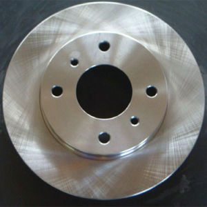 Auto Parts Manufacturer Front Brake Disc (45251S2A000) for Nissan Cars pictures & photos