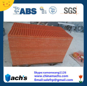 Fiberglass Grating Passed ABS Cer and SGS Report pictures & photos