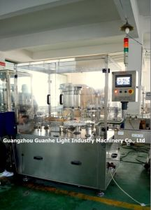 Semi-Auto Liquid Syrup Filling Machine with Electrically-Driven Filling pictures & photos