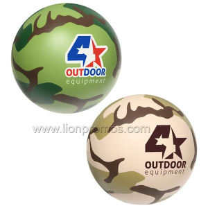 Custom Logo Promotional PU Ball Stress Reliever pictures & photos