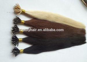 Xuchang Beauty Hair Fashion Factory Cheap Price 100% Human Hair Micro Ring Bead Hair Curly Nano Ring Virgin Remy Hair Extension pictures & photos