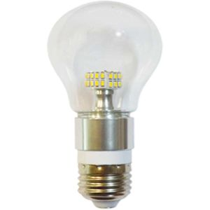 360 Degree 4W High Lumen E14/E26/E27 LED Bulb