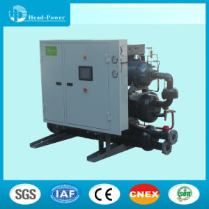 Water Ground Source Heat Pump Type Screw Type Chiller pictures & photos