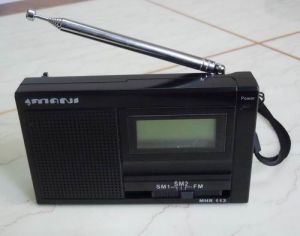 Pocket Sca Radio (KST-R50)