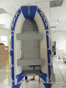Inflatable Boat with Aluminum Floor (3m, CE) pictures & photos
