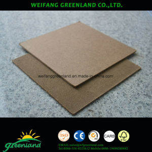 Brown Colour Hardboard 1220X2440mm pictures & photos
