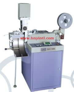 Ultrasonic Label Cutting Machine (Alc-108A) pictures & photos