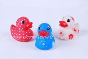 En71 Colorful Plastic Vinyl Bath Duck