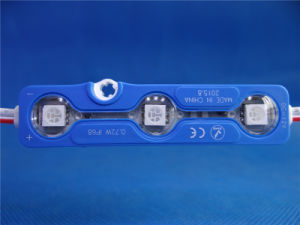 IP68 5050 3LEDs Injection LED Module for Lighting Sign pictures & photos
